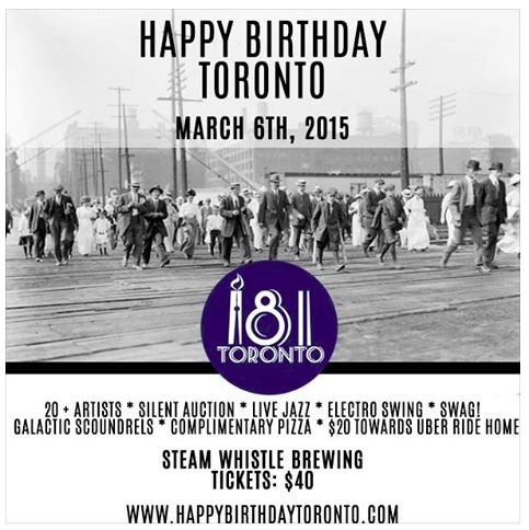 Happy Birthday Toronto